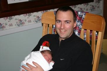 Daddy & Skylar