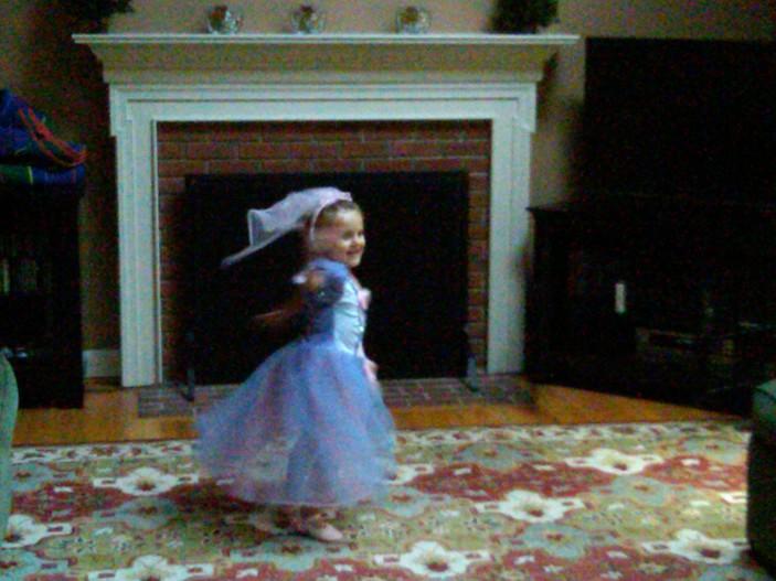 Dancing Princess (7-21-2010)